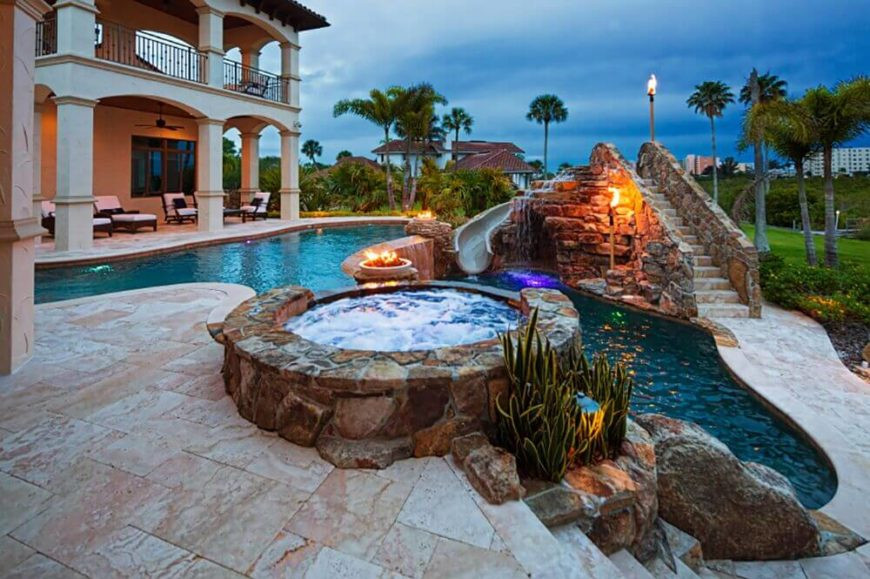 Best ideas about Backyard Water Park . Save or Pin 28 Remarkable Backyard Waterpark Ideas Home Stratosphere Now.
