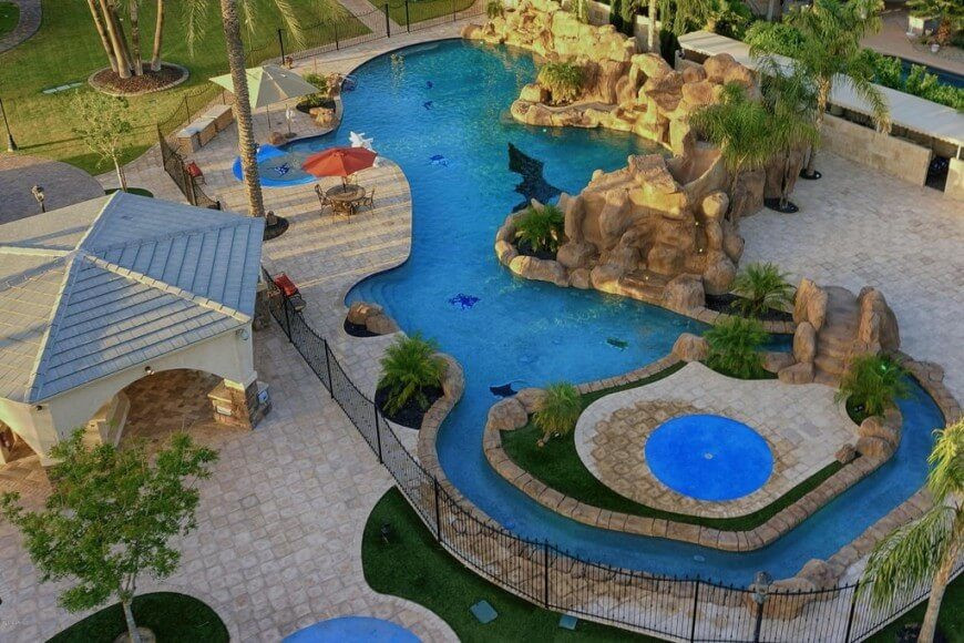 Best ideas about Backyard Water Park . Save or Pin 28 Remarkable Backyard Waterpark Ideas Now.