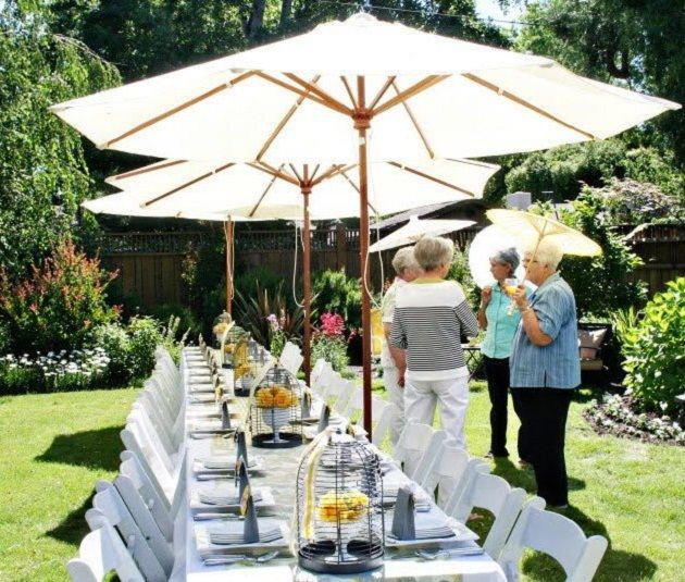 Best ideas about Backyard Wedding Rentals . Save or Pin 17 Best images about Rent picnic tables on Pinterest Now.