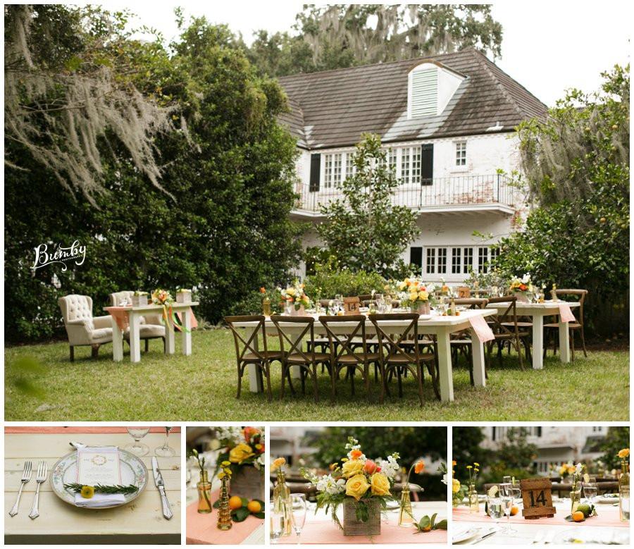 Best ideas about Backyard Wedding Rentals . Save or Pin Backyard wedding house rental Now.