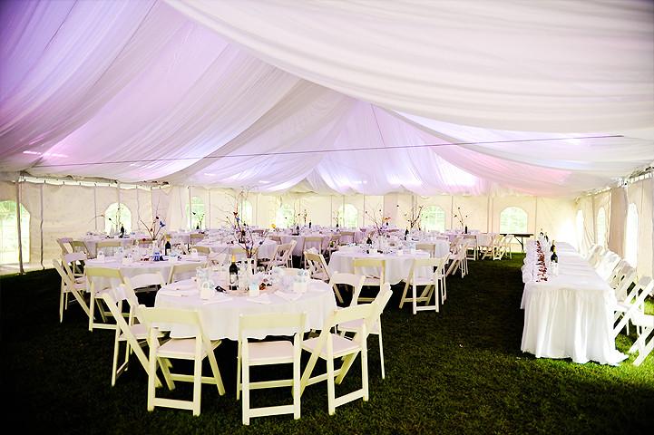 Best ideas about Backyard Wedding Rentals . Save or Pin Backyard wedding tent rentals Now.