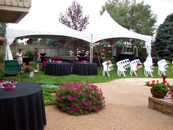 Best ideas about Backyard Wedding Rentals . Save or Pin Event Rental Gallery Now.