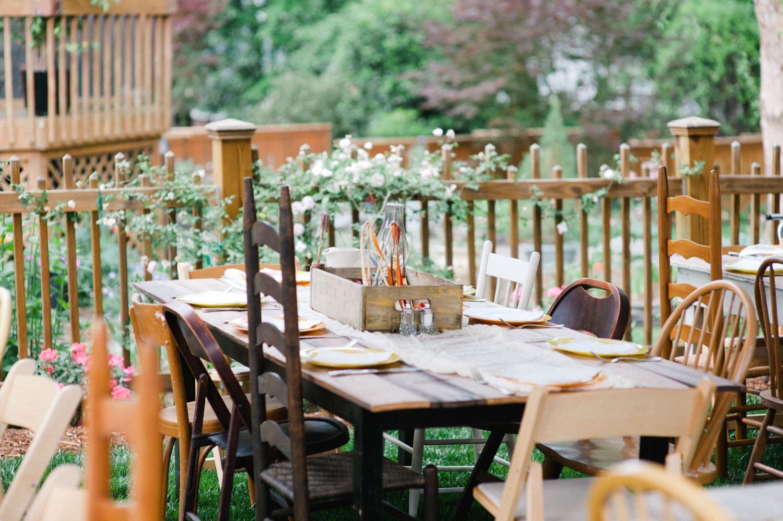 Best ideas about Backyard Wedding Rentals . Save or Pin Backyard Wedding Now.