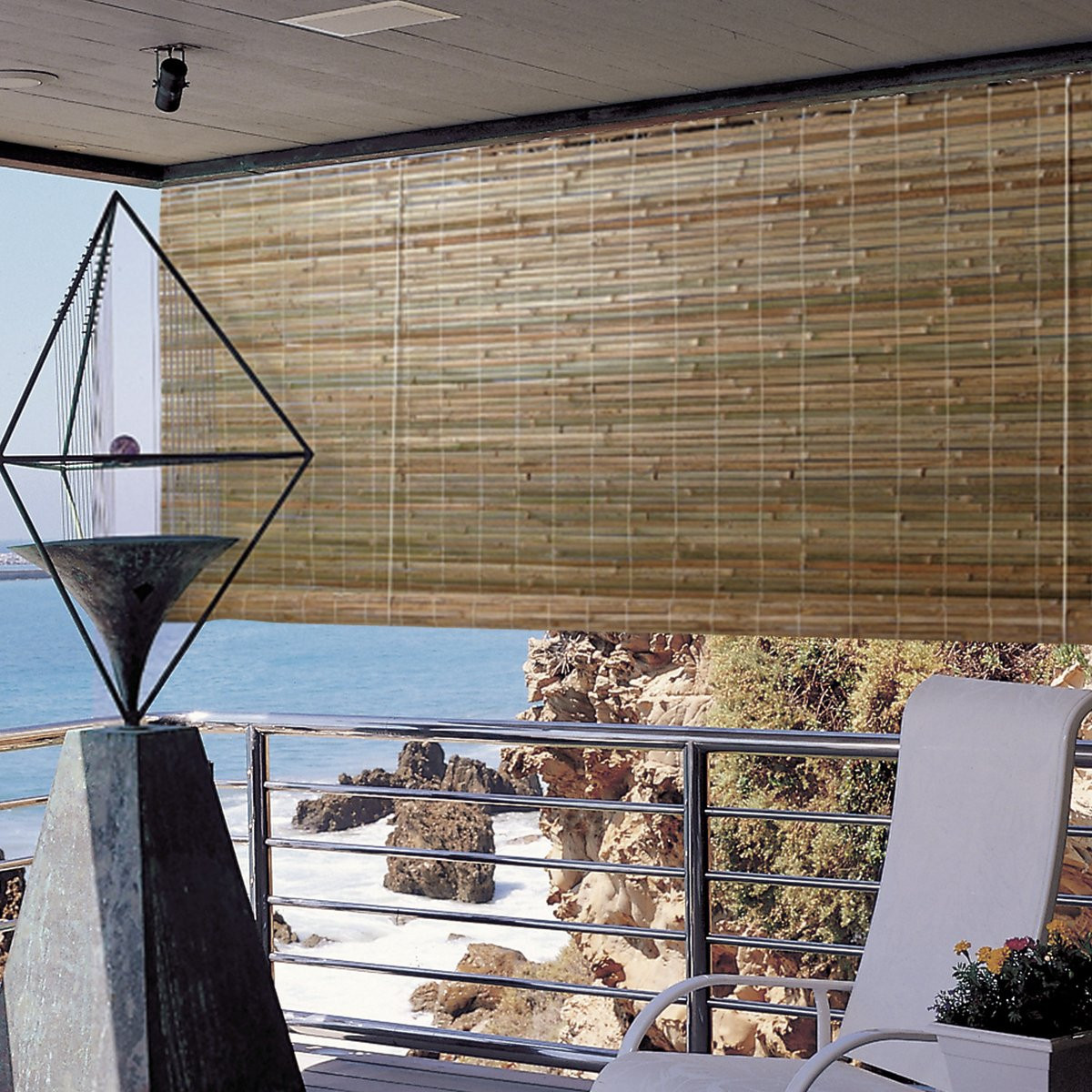 Best ideas about Bamboo Patio Shades . Save or Pin MatchStickBlinds by Tropitek Trading Ltd Now.