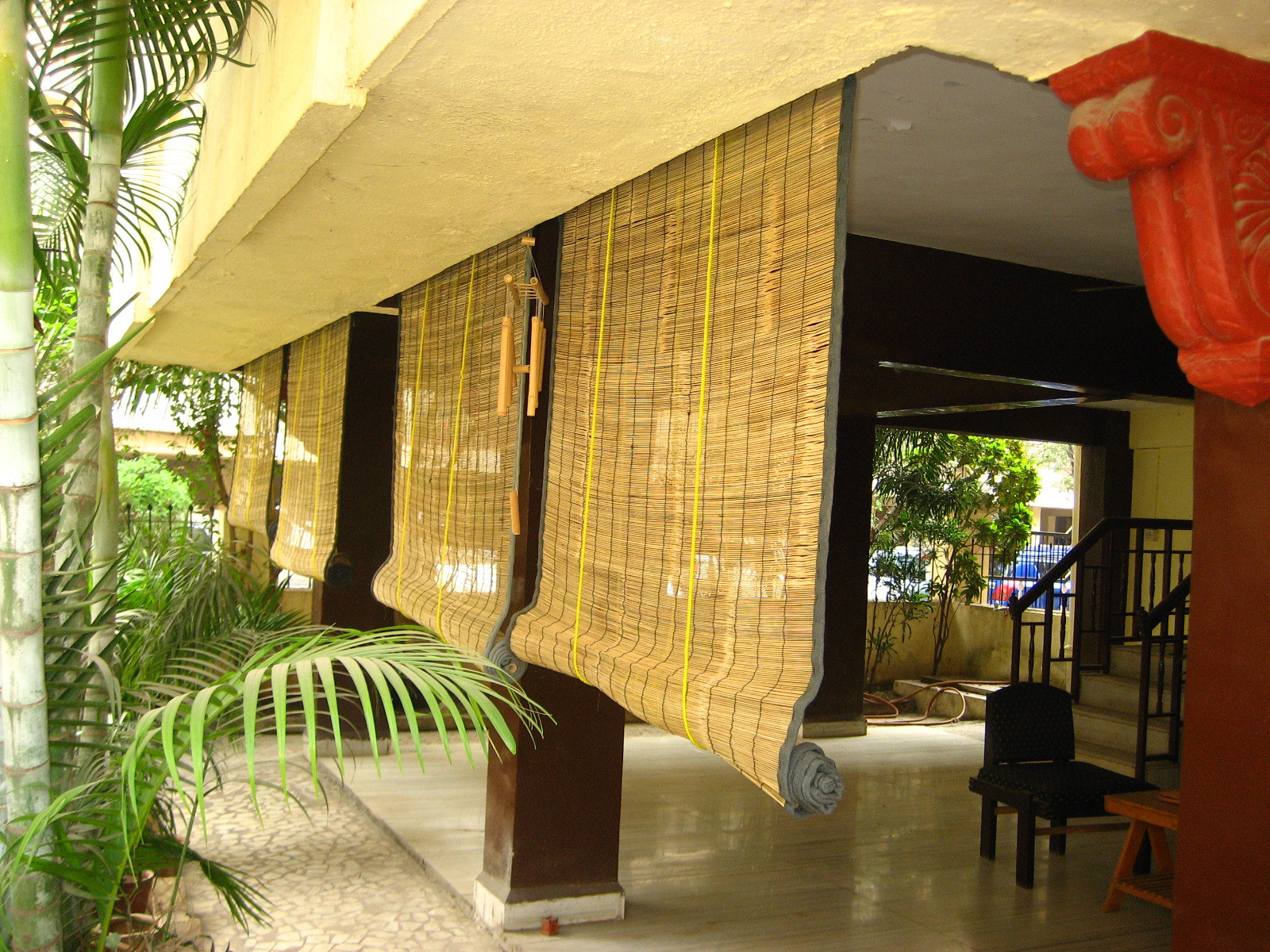 Best ideas about Bamboo Patio Shades . Save or Pin Bamboo Shades For Porches Now.