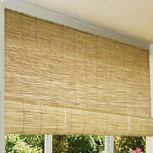 Best ideas about Bamboo Patio Shades . Save or Pin Outdoor Bamboo Blinds Patio Roll Up Indoor Window Sun Now.