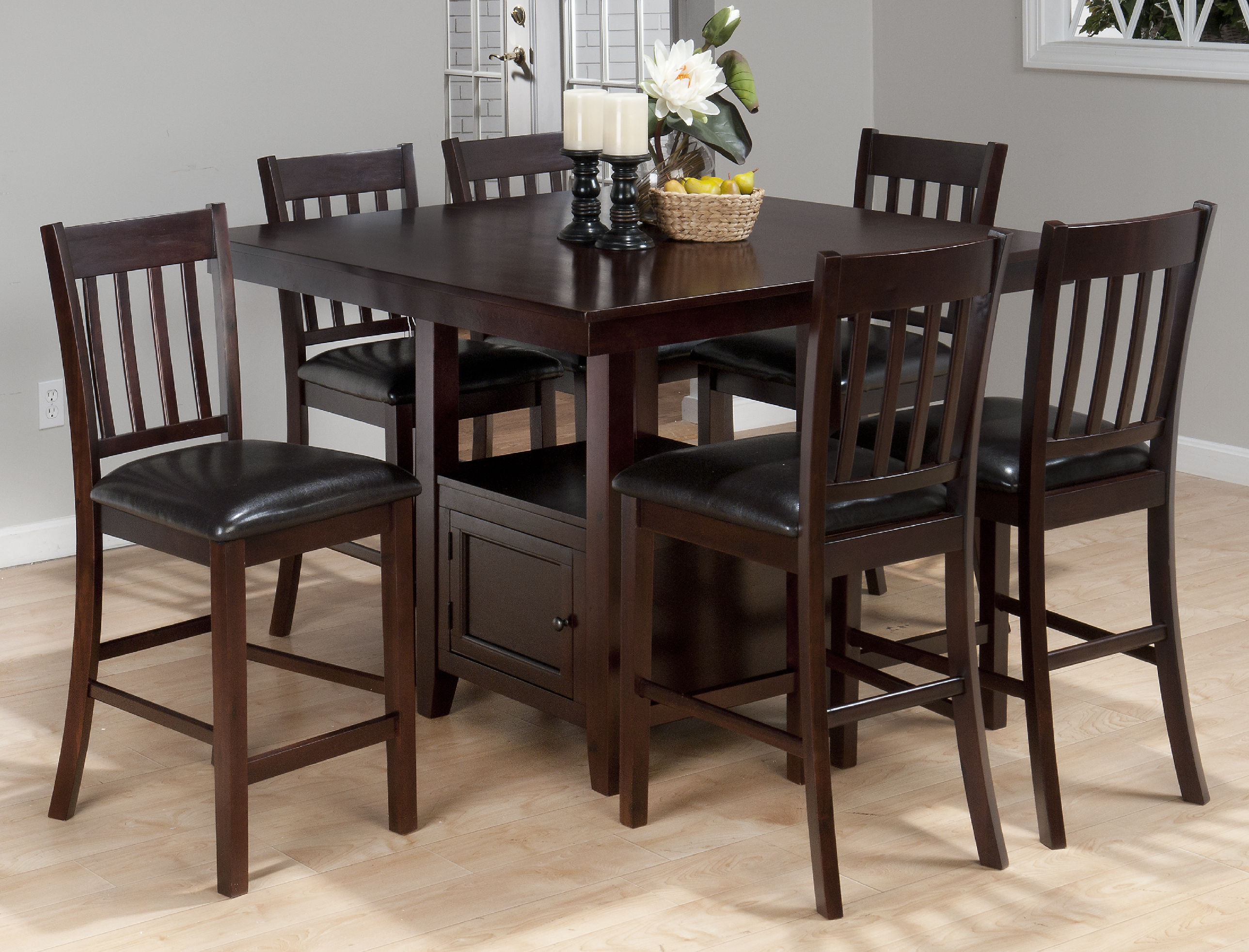 Best ideas about Bar Height Dining Table . Save or Pin Bar Height Dining Room Table Now.