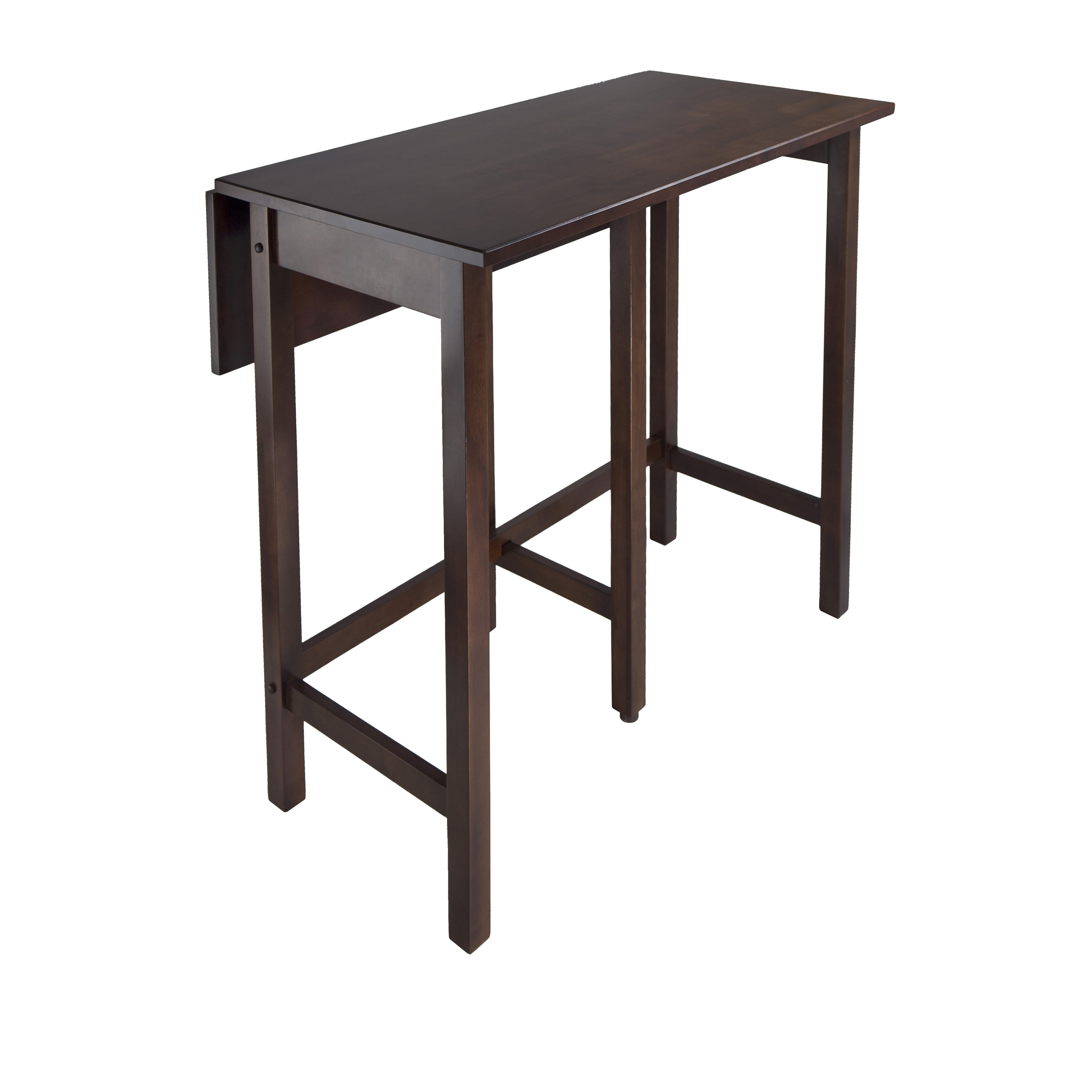 Best ideas about Bar Height Dining Table . Save or Pin Winsome Lynnwood Counter Height Extendable Dining Table Now.