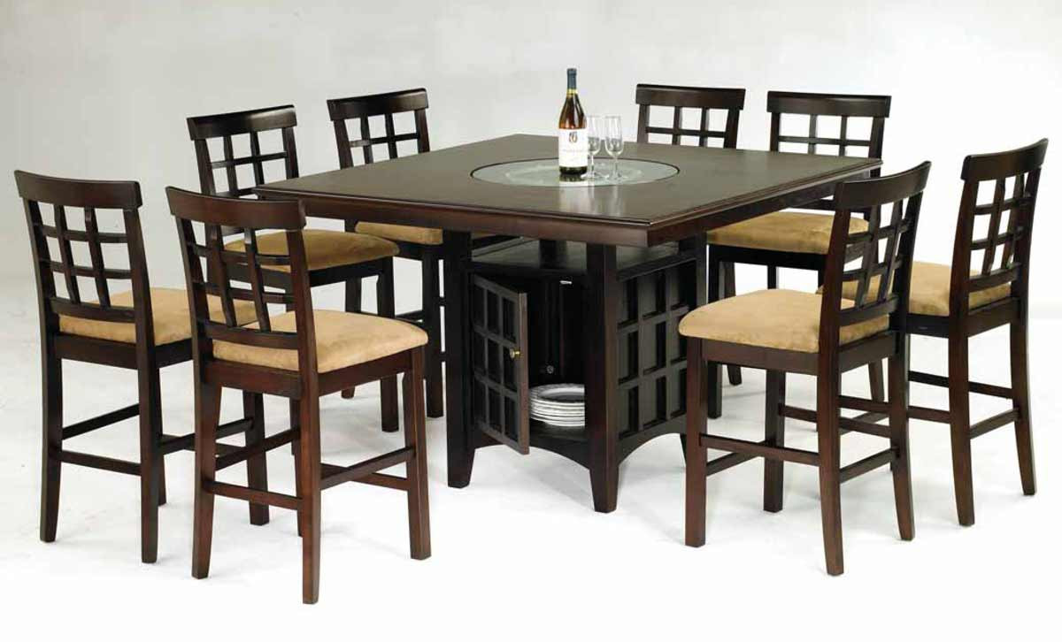 Best ideas about Bar Height Dining Table . Save or Pin Solid Wood Bar Height Tables Counter Table Bar Height Now.