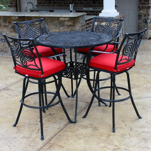 Best ideas about Bar Height Patio Furniture . Save or Pin Salina Bar Height Now.