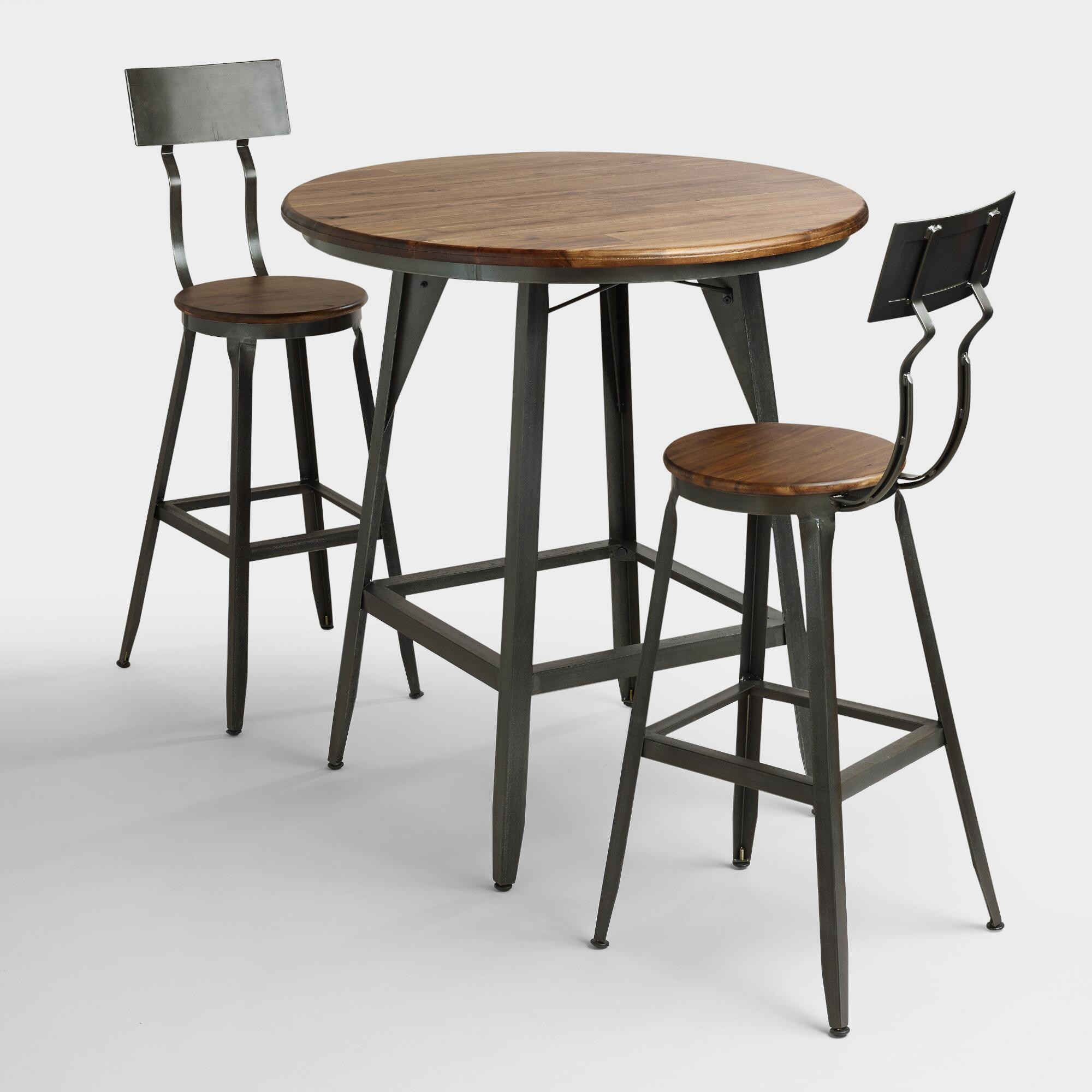 Best ideas about Bar Table And Chairs . Save or Pin Hudson Pub Table Collection Now.