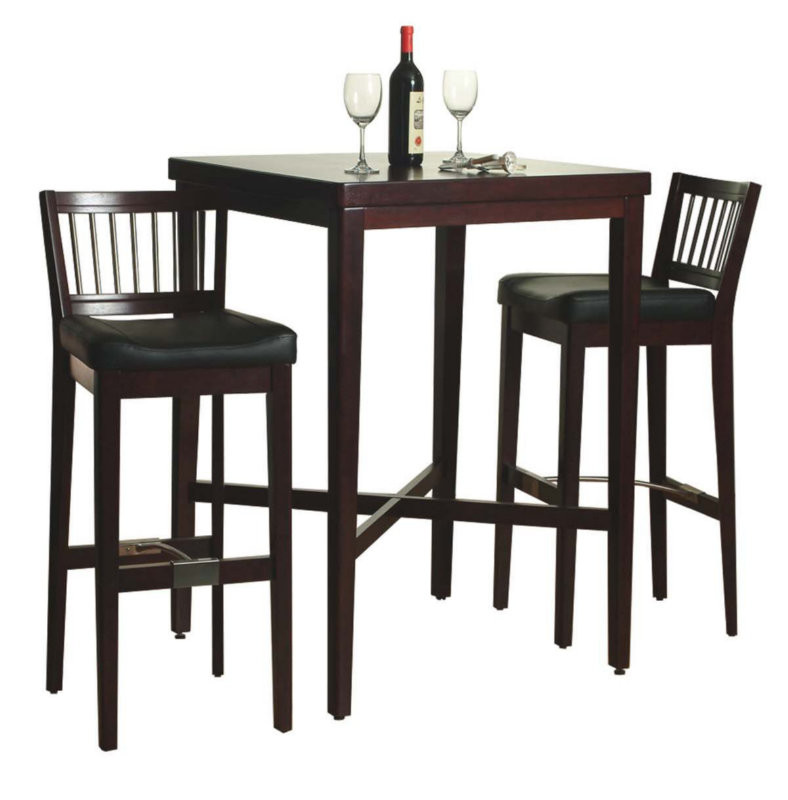 Best ideas about Bar Table And Chairs . Save or Pin Bar Tables And Chairs Sets Now.