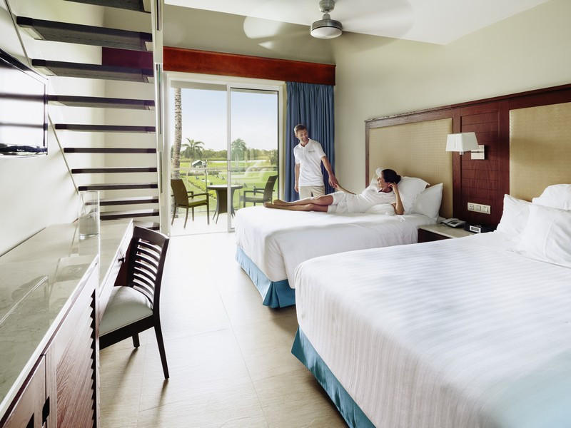 Best ideas about Barcelo Bavaro Palace Family Room . Save or Pin Barcelo Bavaro Palace Deluxe Family Deluxe Room Now.