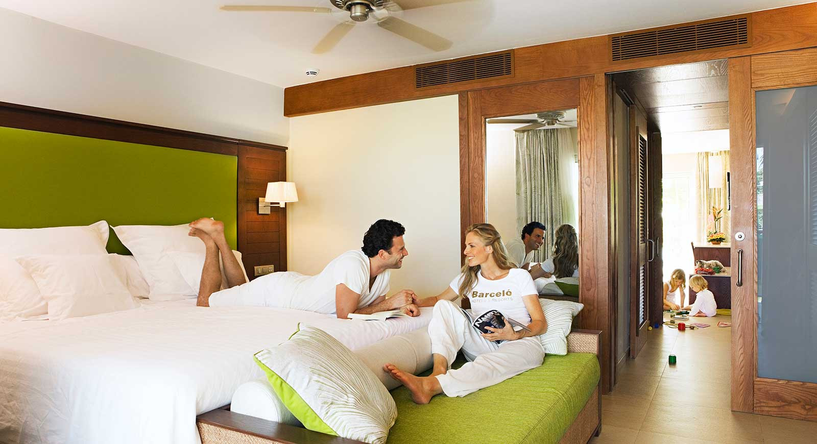 Best ideas about Barcelo Bavaro Palace Family Room . Save or Pin Hotel Family Club at Barceló Bávaro Palace Now.