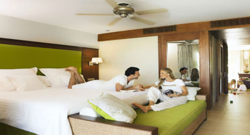 Best ideas about Barcelo Bavaro Palace Family Room . Save or Pin Barceló Bávaro Palace All Inclusive Family Friendly Resort Now.