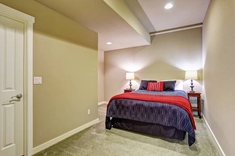 Best ideas about Basement Bedroom Ideas . Save or Pin Basement Bedroom Ideas for Your Home Now.