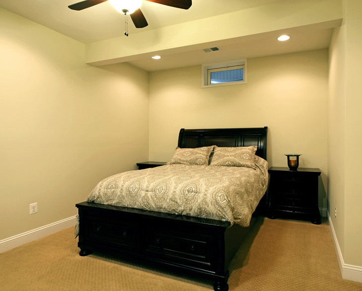 Best ideas about Basement Bedroom Ideas . Save or Pin 18 Basement Bedroom Designs Ideas Now.