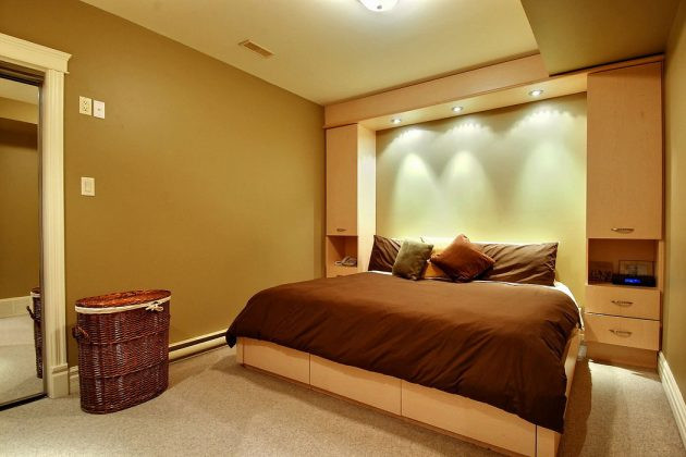 Best ideas about Basement Bedroom Ideas . Save or Pin 15 Awesome Basement Bedroom Designs That Are Worth Seeing Now.