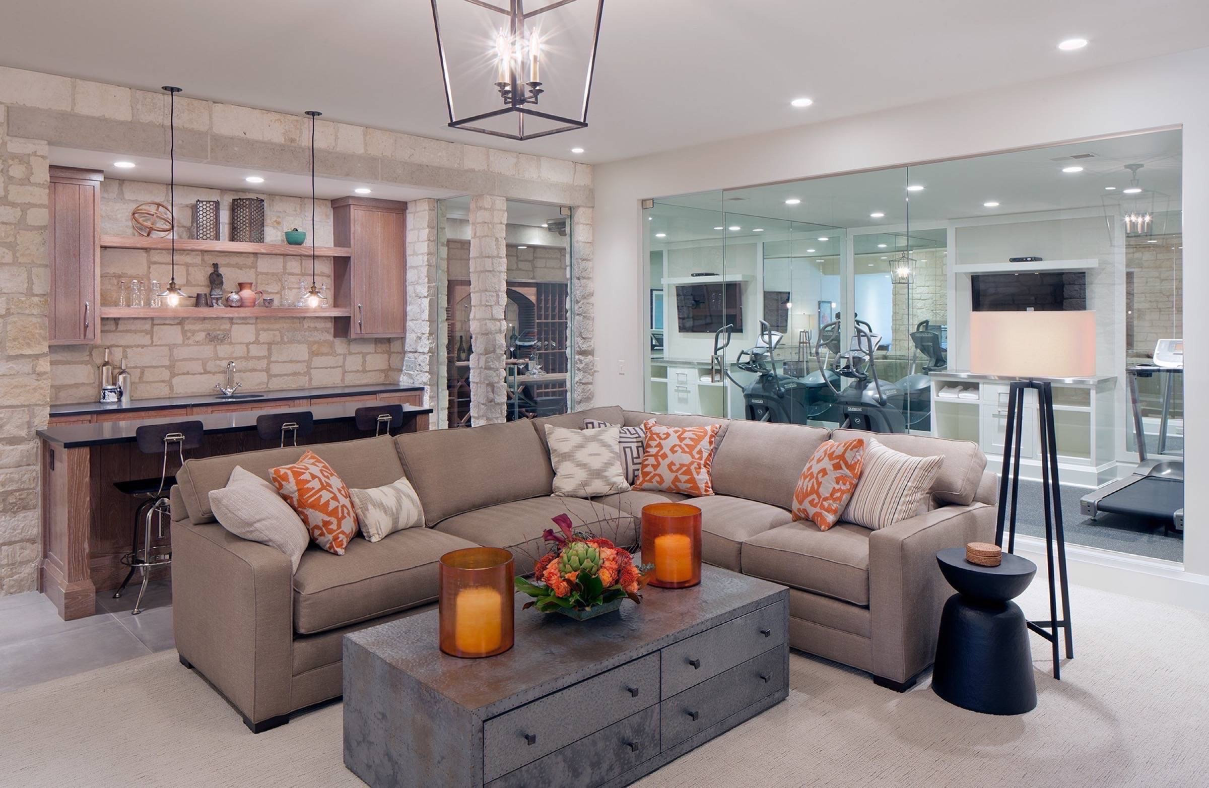 Best ideas about Basement Family Room Ideas . Save or Pin Basement Family Room Ideas Basement Masters Now.