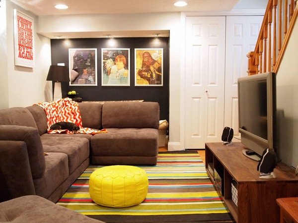 Best ideas about Basement Family Room Ideas . Save or Pin Inspiring small basement ideas – how to use the space Now.