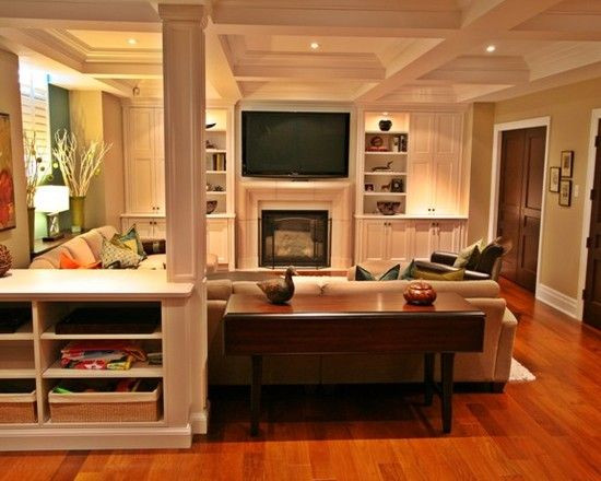 Best ideas about Basement Family Room Ideas . Save or Pin Best 20 Basement Pole Ideas ideas on Pinterest Now.