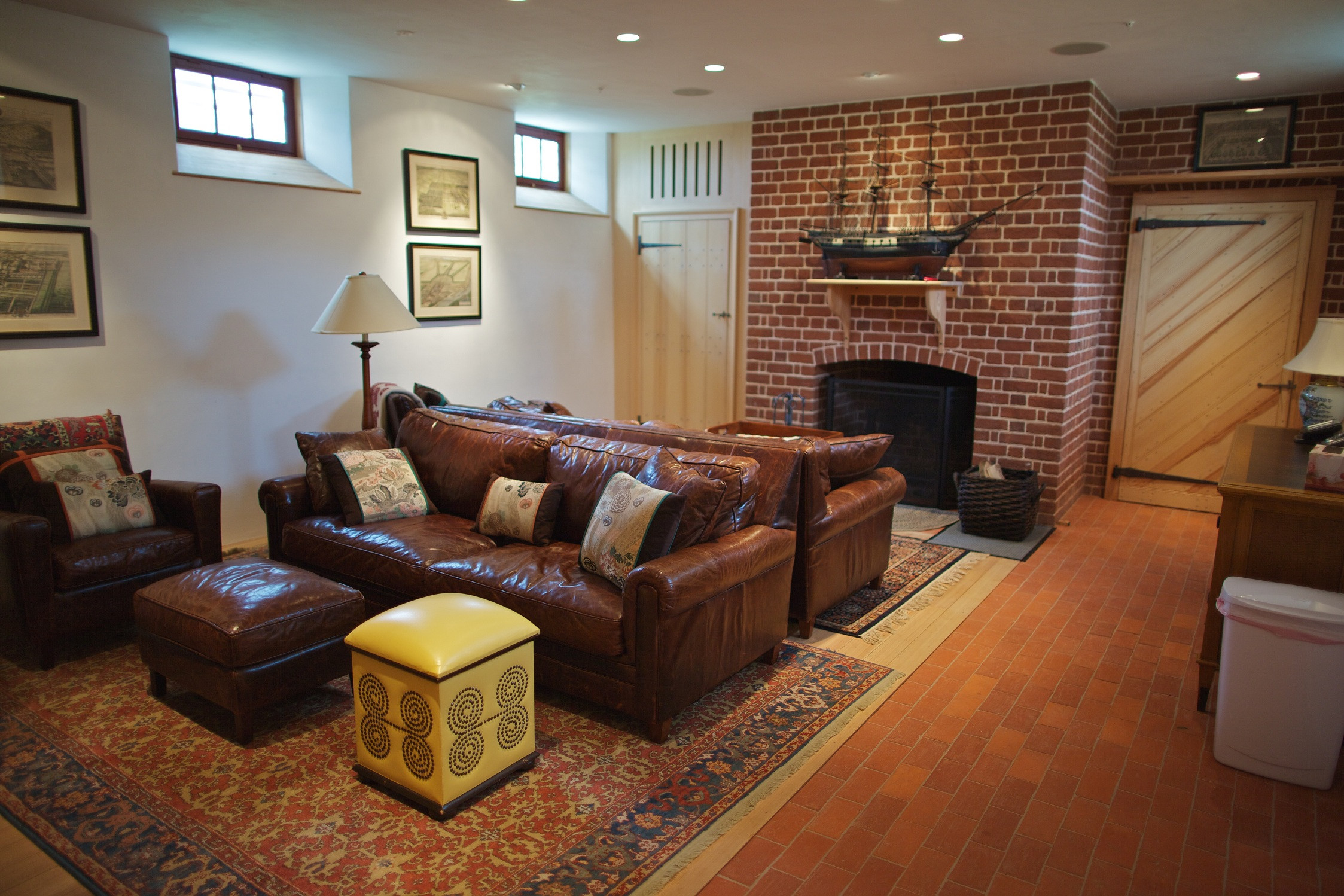 Best ideas about Basement Family Rooms Ideas . Save or Pin Basement Family Rooms Decorating Ideas 9 Design Excerpt Now.
