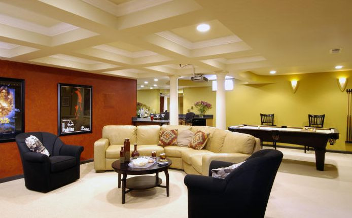 Best ideas about Basement Family Rooms Ideas . Save or Pin Family Room Design Ideas Selection Now.