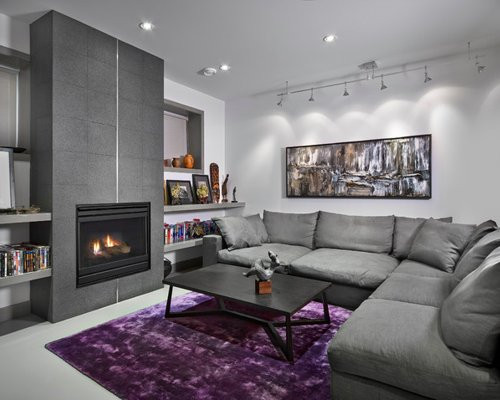 Best ideas about Basement Family Rooms Ideas . Save or Pin Basement Living Room Design Ideas & Remodel Now.