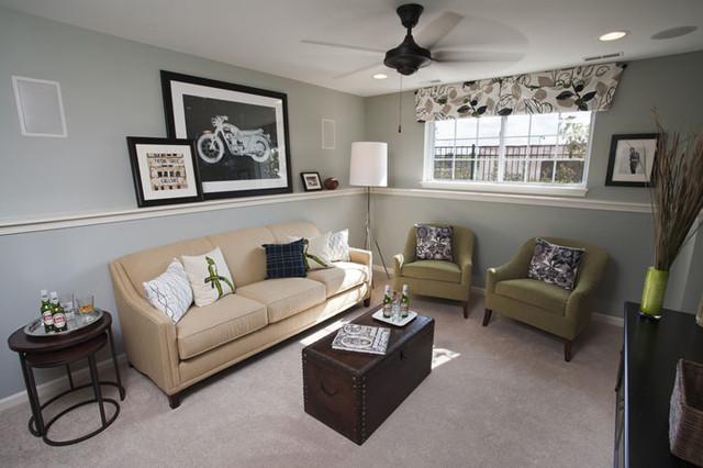 Best ideas about Basement Family Rooms Ideas . Save or Pin Finished Basement Family Room Now.