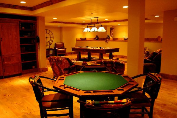 Best ideas about Basement Game Room . Save or Pin Design Ideas for Game and Entertainment Rooms Now.