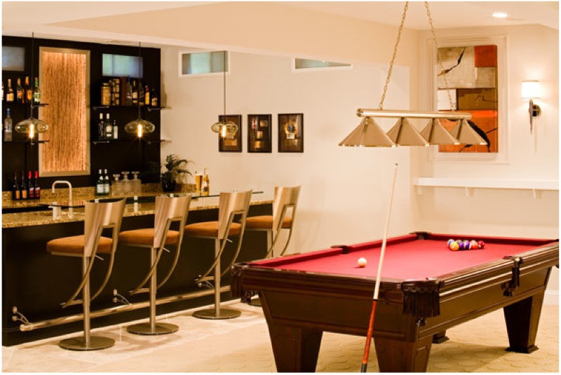Best ideas about Basement Game Room . Save or Pin 30 Basement Remodeling Ideas & Inspiration Now.
