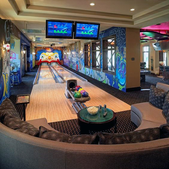 Best ideas about Basement Game Room . Save or Pin 60 Game Room Ideas For Men Cool Home Entertainment Designs Now.