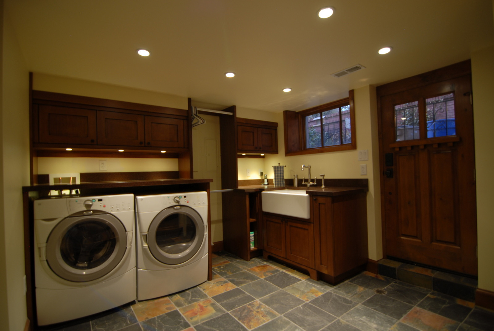 Best ideas about Basement Laundry Rooms . Save or Pin Laundry Room Lighting 101 Now.