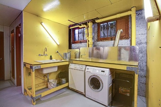 Best ideas about Basement Laundry Rooms . Save or Pin basement laundry room basements Pinterest Now.