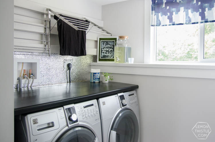 Best ideas about Basement Laundry Rooms . Save or Pin Basement Laundry Room Makeover Reno pare Now.