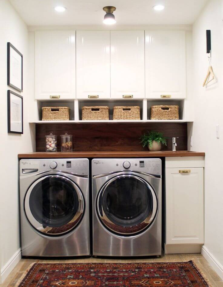 Best ideas about Basement Laundry Rooms . Save or Pin 27 Coolest Basement Laundry Room Ideas HOME CBF Now.