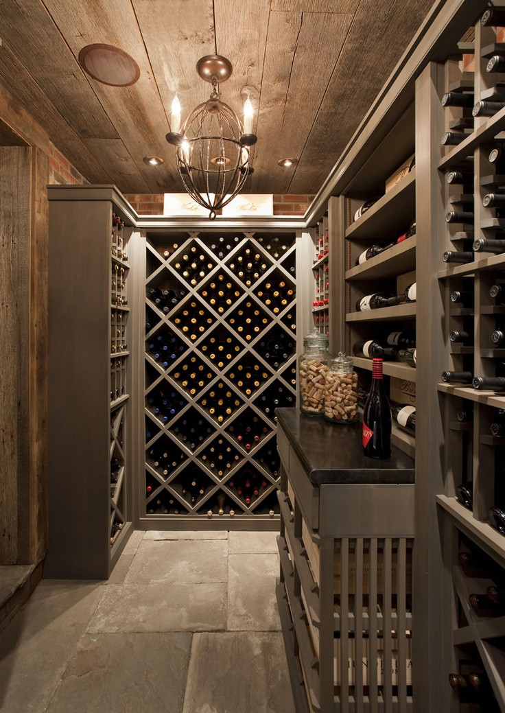 Best ideas about Basement Wine Cellar . Save or Pin 1000 ideas about Wine Cellar Modern on Pinterest Now.