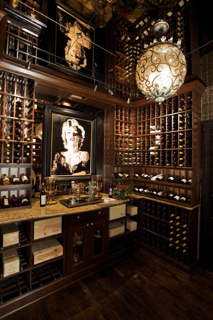 Best ideas about Basement Wine Cellar . Save or Pin 1000 ideas about Wine Cellars on Pinterest Now.