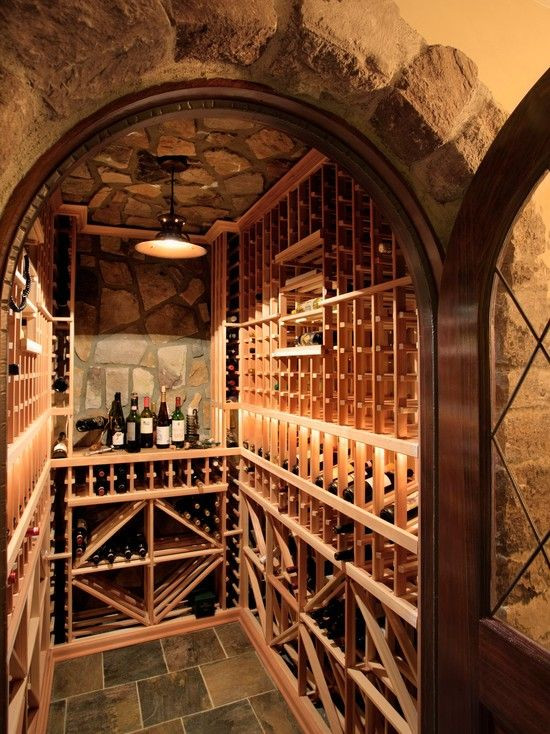 Best ideas about Basement Wine Cellar . Save or Pin Wine Cellars Design Remodel Decor and Ideas Now.