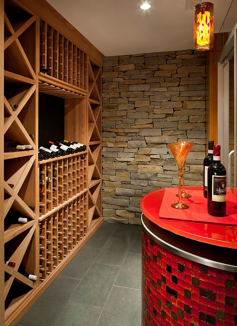 Best ideas about Basement Wine Cellar . Save or Pin Connoisseur s Delight 20 Tasting Room Ideas to plete Now.