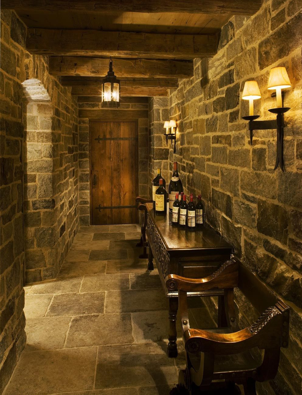 Best ideas about Basement Wine Cellar . Save or Pin Gil Schafer Wine Cellar Dream Remodel Now.