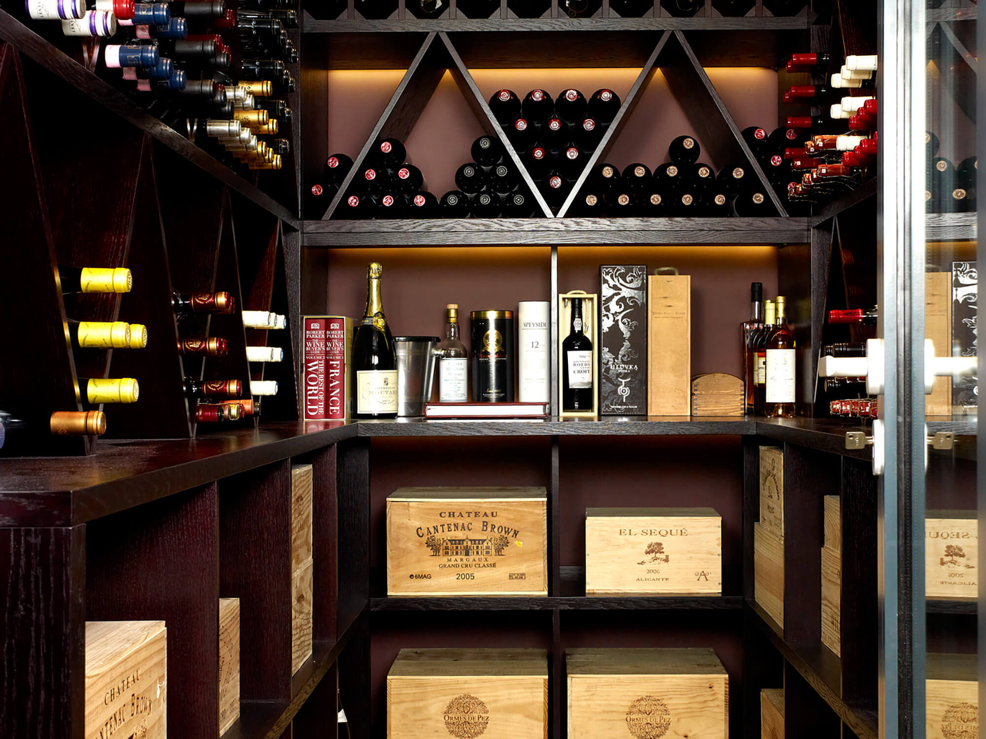 Best ideas about Basement Wine Cellar . Save or Pin Basement Wine Cellar Construction in London Now.