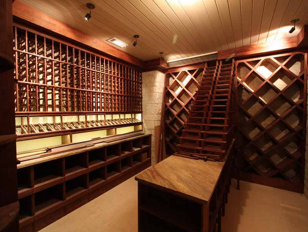 Best ideas about Basement Wine Cellar . Save or Pin Basement Design Ideas – Wine Cellar Now.