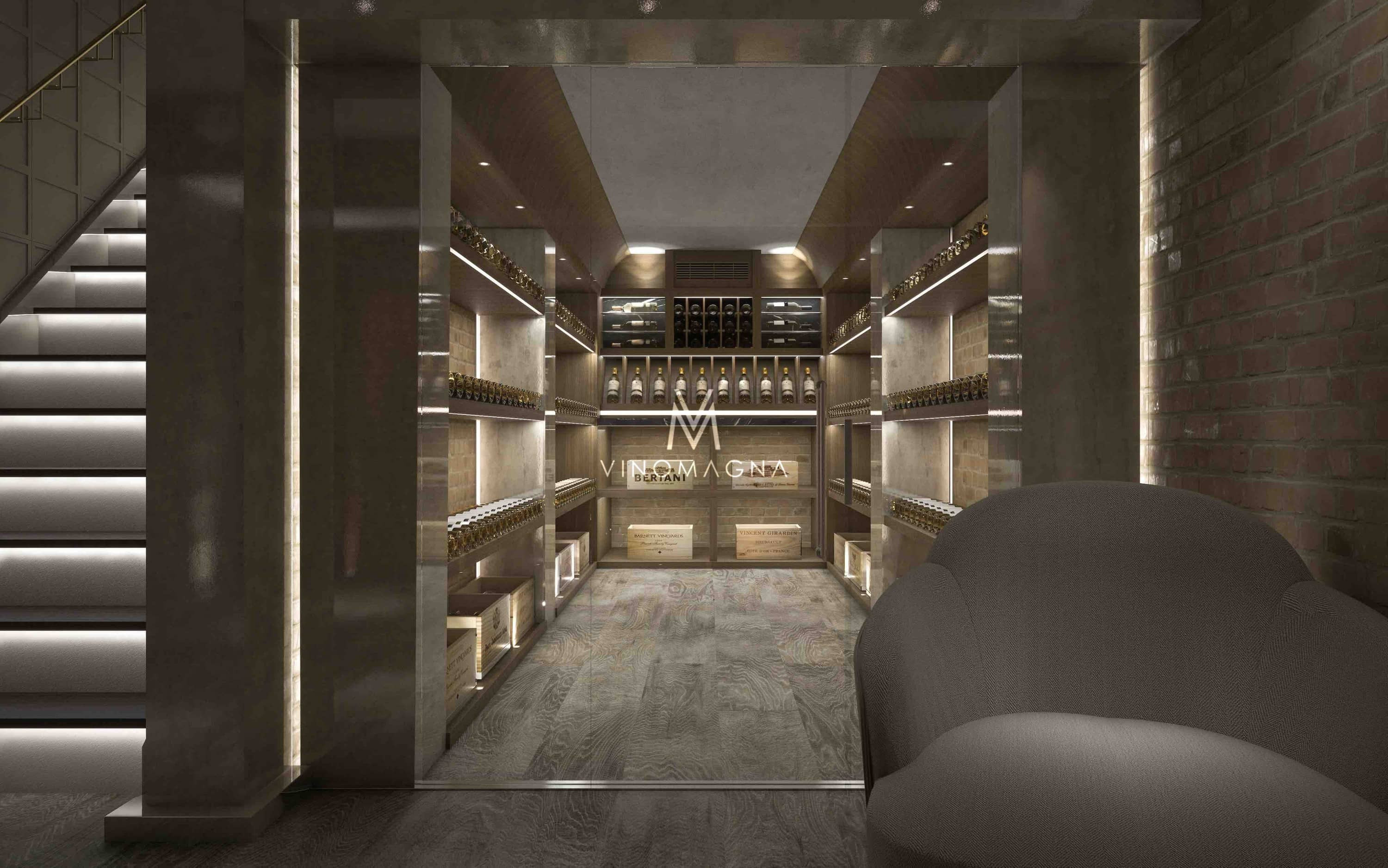 Best ideas about Basement Wine Cellar . Save or Pin Custom Wine Cellar Gallery Wine Cellar Now.