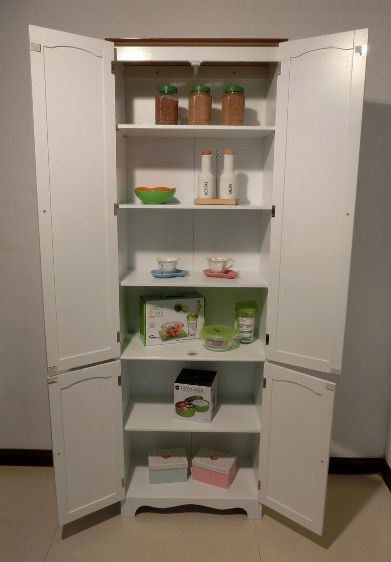 Best ideas about Bathroom Cabinet Storage . Save or Pin Kitchen Pantry Linen Storage Cabinet Cupboard Bathroom Now.