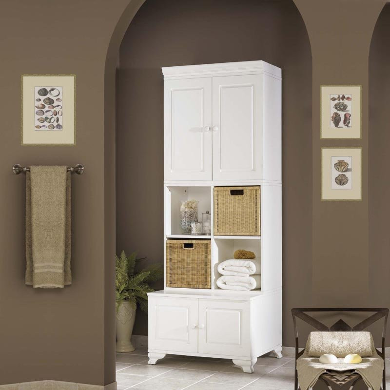 Best ideas about Bathroom Cabinet Storage . Save or Pin Cheap Bathroom Storage Cabinets Home Furniture Design Now.