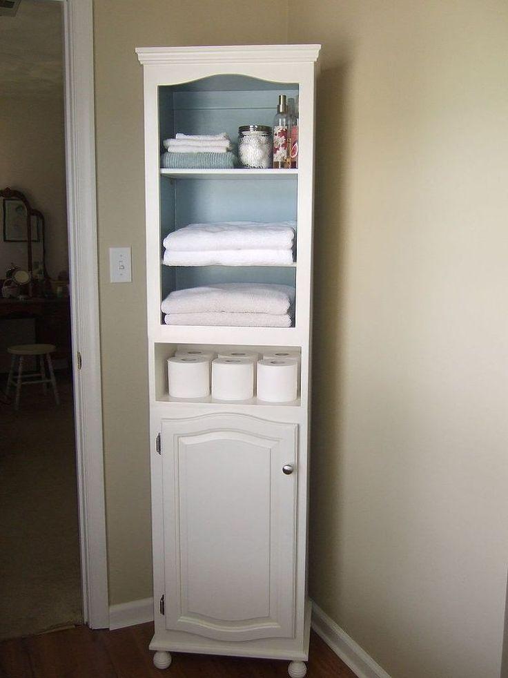 Best ideas about Bathroom Cabinet Storage . Save or Pin Best 25 Bathroom linen cabinet ideas on Pinterest Now.