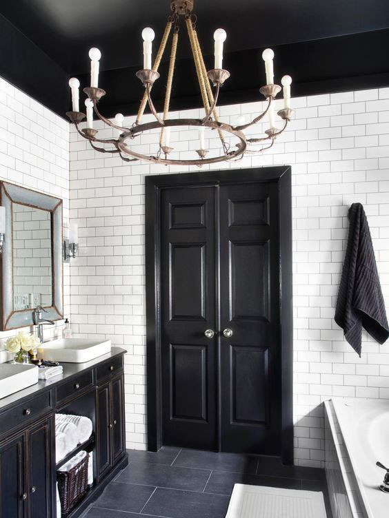 Best ideas about Bathroom Ceiling Paint . Save or Pin The Studio M Designs blog Painted Ceilings can change Now.