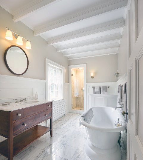 Best ideas about Bathroom Ceiling Paint . Save or Pin Top 50 Best Bathroom Ceiling Ideas Finishing Designs Now.