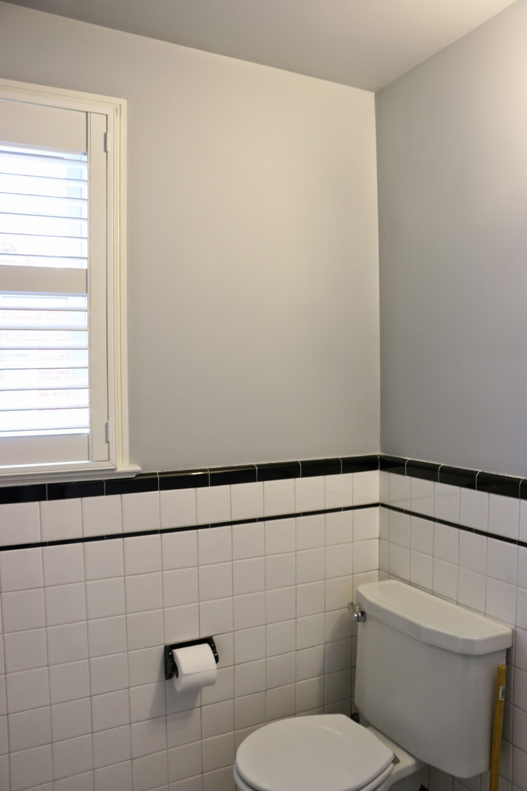 Best ideas about Bathroom Ceiling Paint . Save or Pin HOUSEography Paint Progress Hall Bath Now.